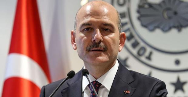 Turkey's Interior Minister Suleyman Soylu resigns