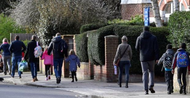 UK, Schools open for more pupils but parents still wary
