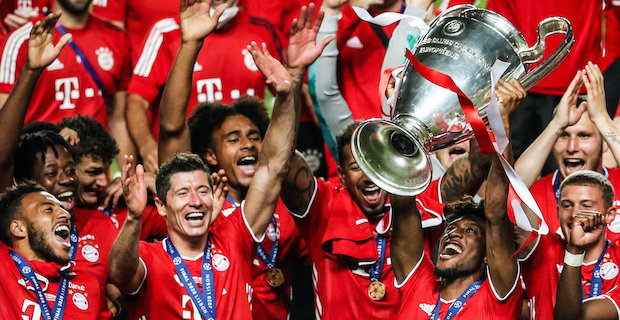 Bayern Munich eye 6th Champions League title