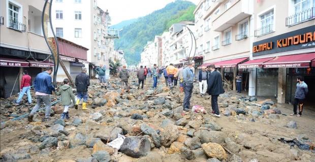 Latest, Floods kill 4 in Turkey's Black Sea region, Turkey's Authority AFAD announced
