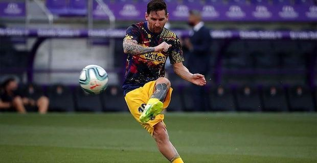 Spain to lose €50M with Messi's exit