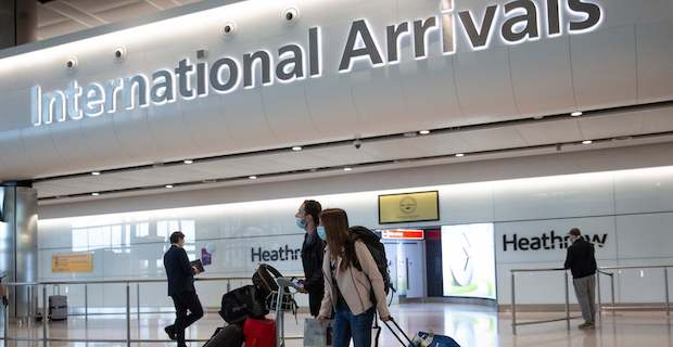 UK tourists face new quarantine deadline race