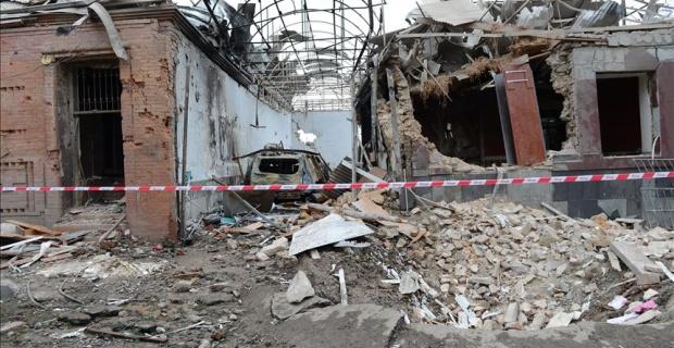 Armenian forces launch attack on Azerbaijani cities of Beylagan, Barda, Tartar