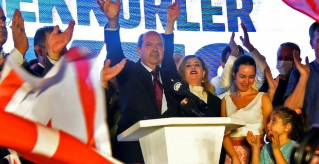 Turkish Republic of the Northern Cyprus presidential elections finished, Ersin Tatar won the election