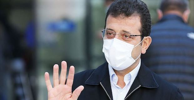 Istanbul mayor leaves hospital after COVID-19 treatment