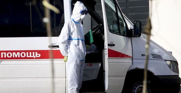 Russia reports highest daily COVID-19 deaths