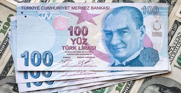 Turkish lira gains value as new central bank boss assumes charge