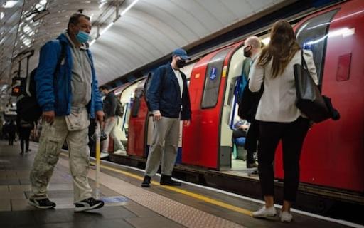 Coronavirus cases are rising fast in London