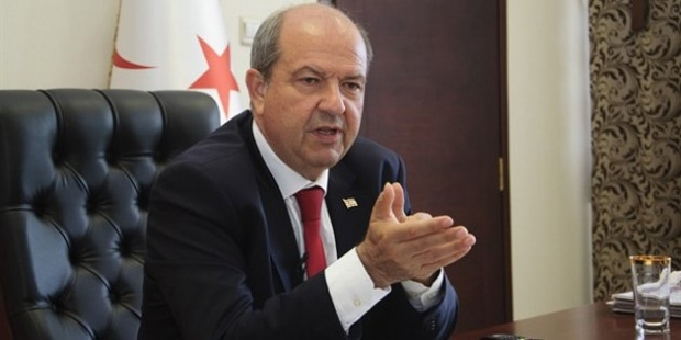 President Tatar, Turkish Cypriot youth suffer gross injustice due to sports embargo
