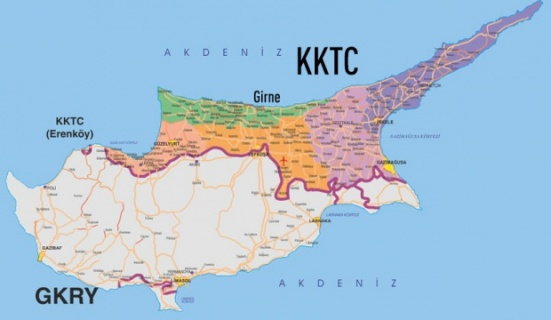 TRNC announced regarding the countries where cargo package cannot be sent or received
