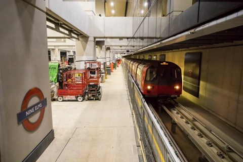 First passenger trains complete journeys on new Northern Line Extension