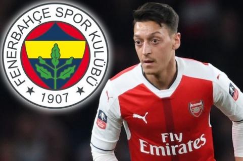 Mesut Ozil agrees Fenerbahce transfer, last minute transfer news