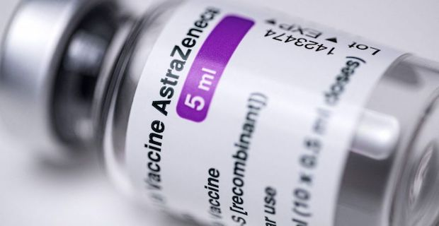 'AstraZeneca vaccine increases risk of blood clots'