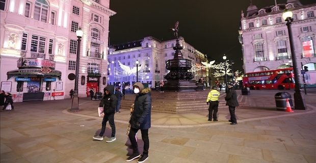 Indian variant threatens 3rd wave in UK as cases rise