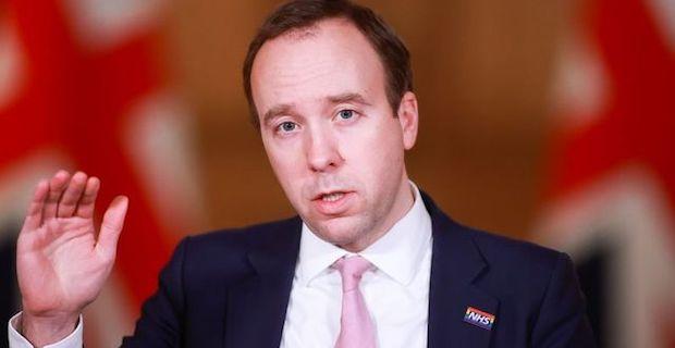 UK Health Secretary: We've always been straight with people