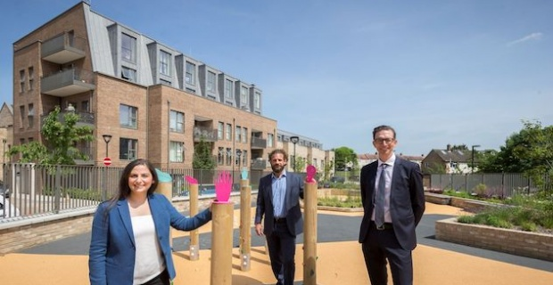 Affordable new homes delivered for Enfield residents at New Avenue