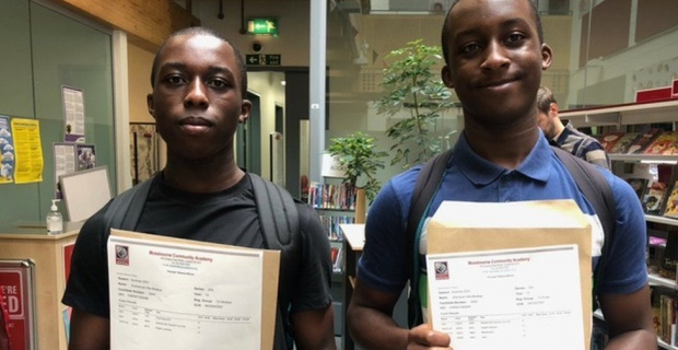 Hackney twins secure Oxbridge places, A-Level results