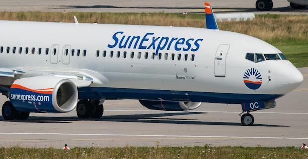 SunExpress expands its flight network for winter