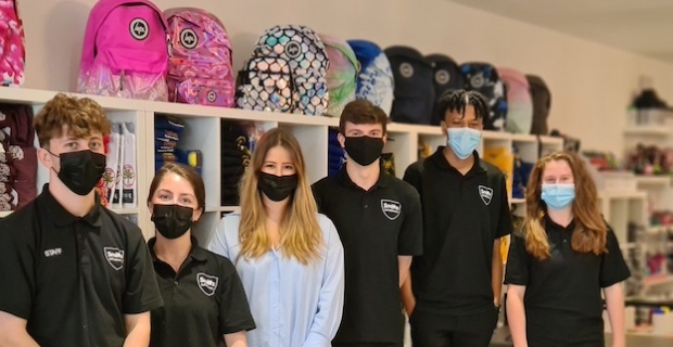 Thousands of children have started the school year in new school uniforms purchased with vouchers supplied by Enfield Council
