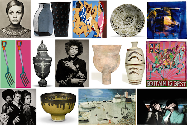 Showcasing, A Century of Ceramics