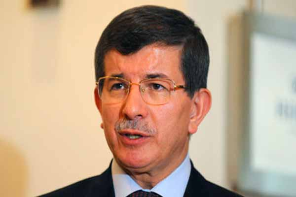 'Autonomy cannot be declared unilaterally', says Davutoglu