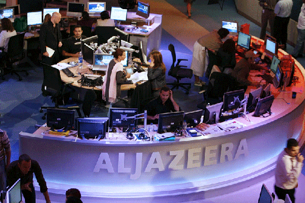 Iraq suspends Al-Jazeera