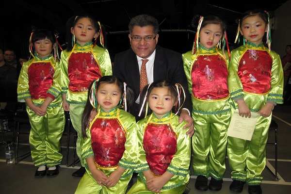 Chinese Languages should be taught in all schools says local MP
