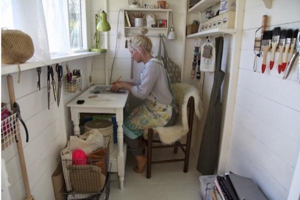 Motherhood and Creativity Artemis Russell Interview