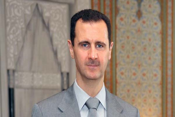 Assad says, 'Chemical handover not result of U.S. threat'