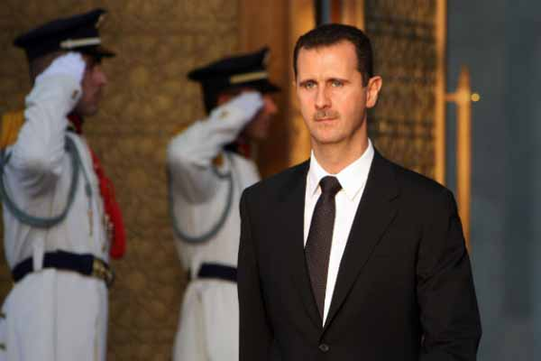 Assad says he will not step down