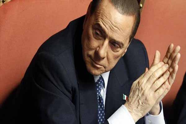 Berlusconi insists he is innocent