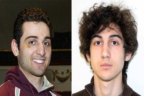 Boston Marathon bombing suspect caught