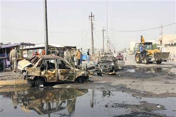 Car bombs kill at least 43 in Iraq