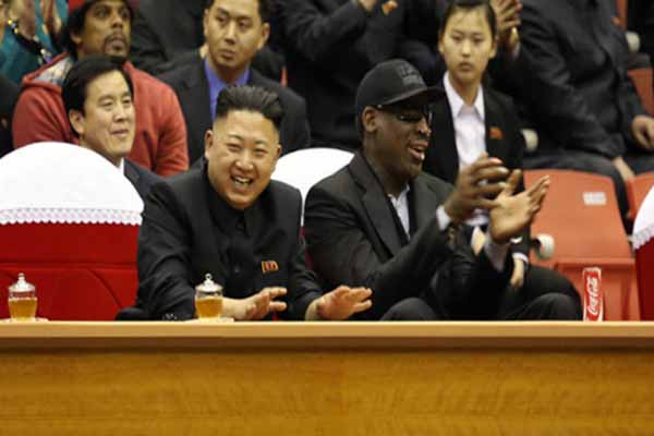 Dennis Rodman Asks Big Favor Of Kim Jong Un
