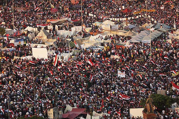 Muslim Brotherhood Calls For More Protests