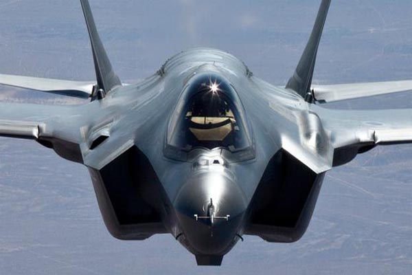 US to advance target date for F-35 use
