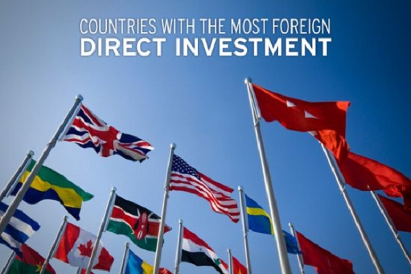 Second biggest decline in FDI since the start of the world recession