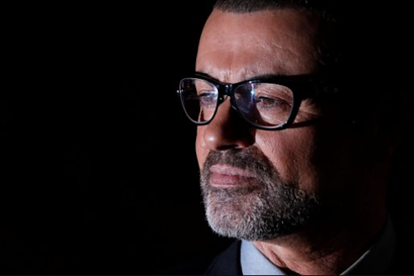 George Michael died of heart failure in England