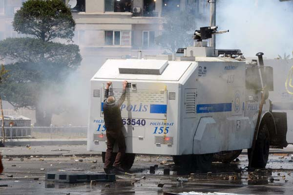 New riot police training after Gezi protests