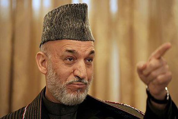 Karzai removes second interior minister in a year