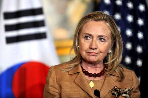 Hillary Clinton Leads In Poll Of Key 2016 State