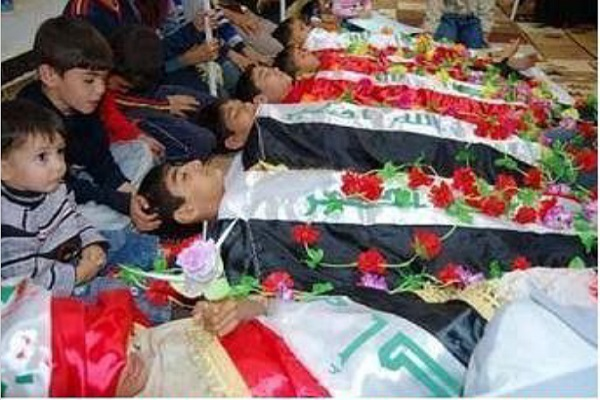 Another brutal attack on Iraqi Turkmens this time targeted children