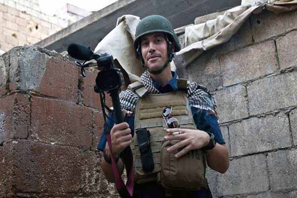 American journalist held in Syria
