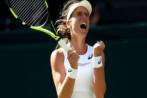 Johanna Konta The British number 1