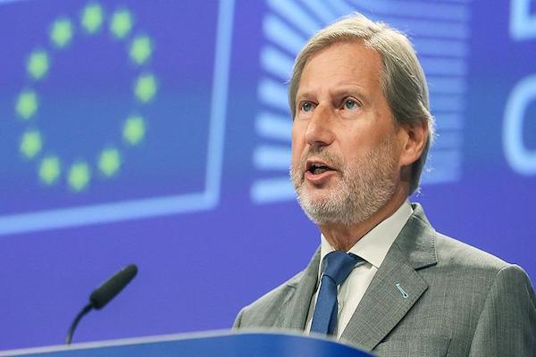 EU to stay committed to future of Western Balkans