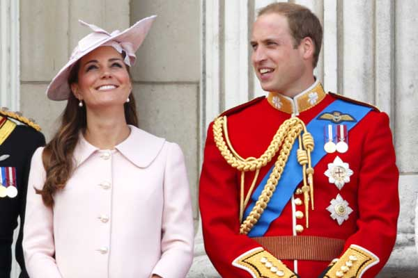Kate in labour as world waits royal baby