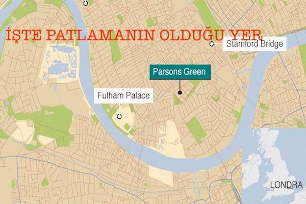 Breaking News Latest London Parsons Green Tube blast