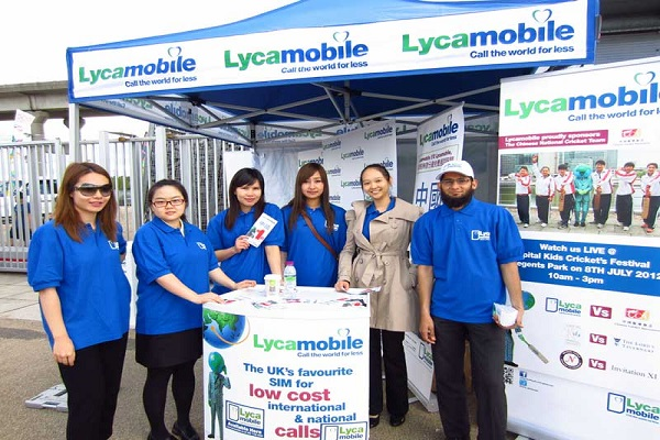Lycamobile doubles UK minutes for customers on £10 national bundles