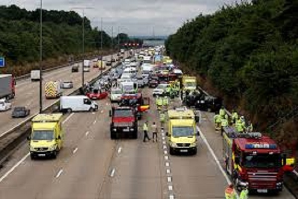 Inquiry into M25 accidents after MP's call