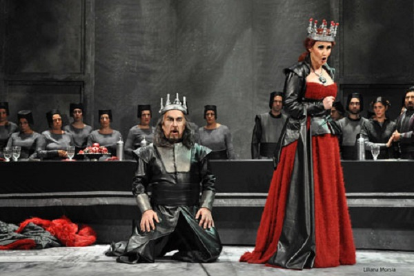 Macbeth by William Shakespeare at Shakespeare's Globe